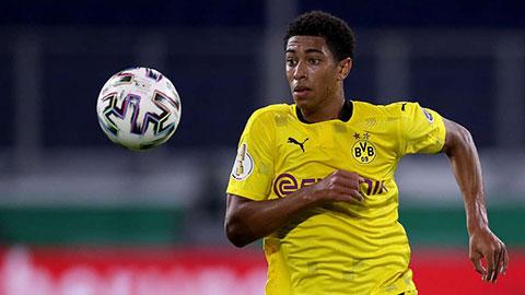 Bellingham phá kỷ lục cầu thủ trẻ nhất ghi bàn cho Dortmund