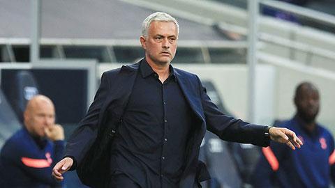 Jose Mourinho:  Vòng lặp rên rỉ & thất bát lại bắt đầu