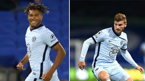Chấm điểm Chelsea sau trận thắng Brighton: Werner và James sáng nhất