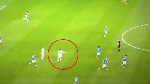 'Bom tấn' Havertz chuyền bóng như ném gạch cho đồng đội Chelsea