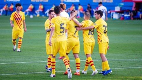 Nhận định bóng đá Barca vs Girona, 00h00 ngày 17/9: Gã khổng lồ vào guồng