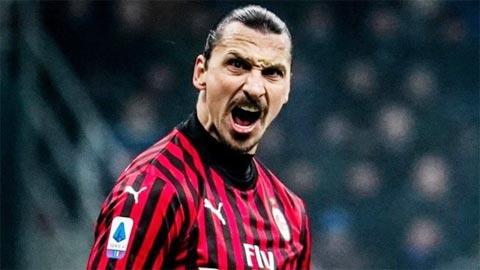 Zlatan Ibrahimovic, thủ lĩnh duy nhất trên sân