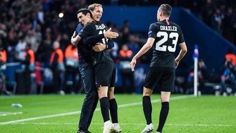 Điểm tựa sân nhà sẽ giúp thầy trò Thomas Tuchel thắng trận đầu tại Ligue 1 mùa này