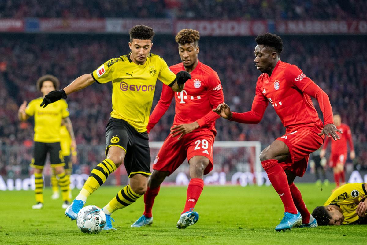 Bundesliga 2020/21: Nhà trẻ Dortmund không ngăn được đĩa bạc thứ 9 của Bayern?