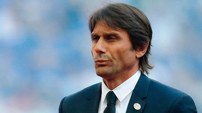 Antonio Conte (Inter) bất ngờ đứng thứ 6 khi có 6,36% phiếu bầu