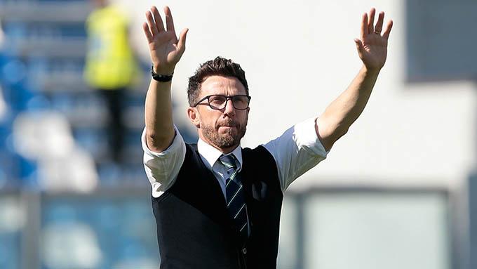 Di Francesco (Cagliari) xếp thứ 2 với 15%