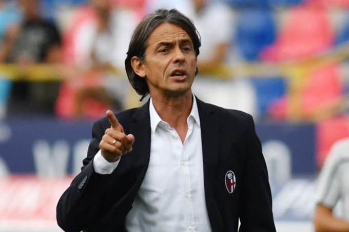 Pippo Inzaghi (Benevento) đứng thứ 3 khi có 14%