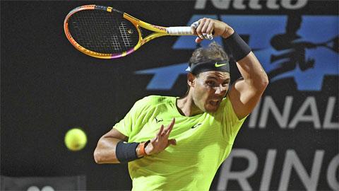 Nadal thắng trận đầu tiên sau 200 ngày