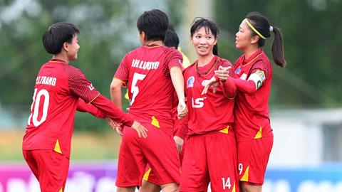 CLB nữ TP.HCM vẫn được đánh giá cao nhất ở giải đấu năm nay Ảnh: MINH TUẤN