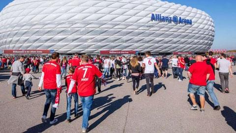 Bundesliga 'bật đèn xanh' để khán giả trở lại sân