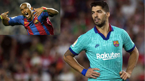 Luis Suarez sẽ rơi vào hoàn cảnh của Eto'o?