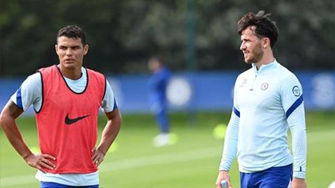 Chelsea đón tin vui từ Chilwell và Thiago Silva trước trận gặp Liverpool