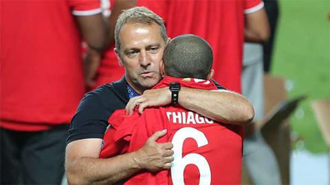 Người Bayern nuối tiếc chia tay Thiago