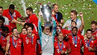 Bayern áp đảo đề cử cầu thủ hay nhất Champions League 2019/20 ở từng vị trí