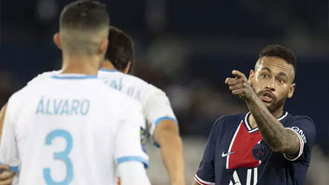 Neymar nhận án phạt sau vụ xô xát với  Alvaro Gonzalez