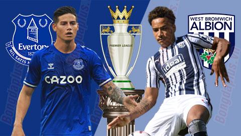 Nhận định bóng đá Everton vs West Brom, 18h30 ngày 19/9