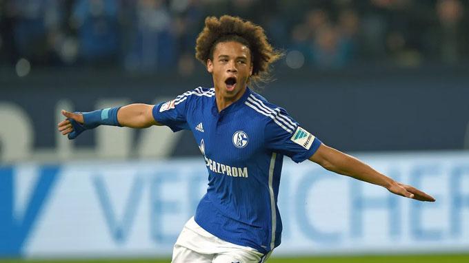 Leroy Sane & ngày tái ngộ Schalke giàu xúc cảm