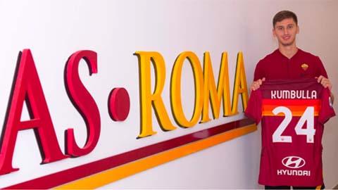 Trực tiếp chuyển nhượng 18/9: Roma ra mắt tân binh