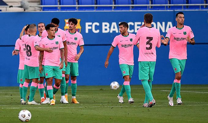 Coutinho giờ giống một phần của Barca hơn xưa