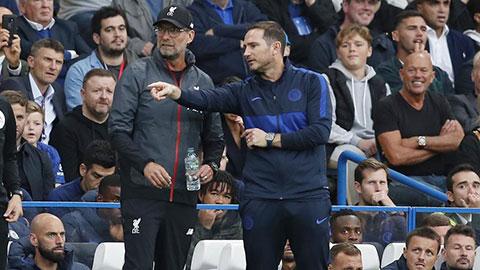 Lampard vs Klopp: Đỉnh cao của chiến tranh bằng mồm