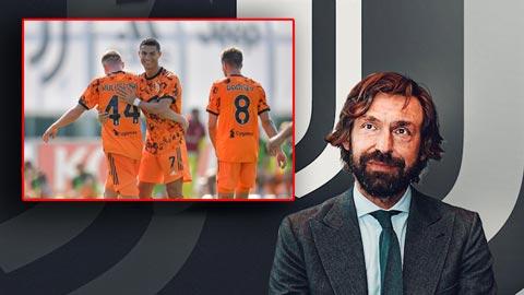 5 điều đáng chờ đợi từ Juventus của Andrea Pirlo