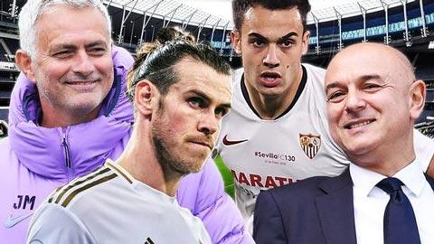Bale và Reguilon tiến hành kiểm tra y tế, ra mắt Tottenham vào ngày mai