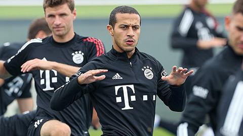 Liverpool đồng ý chi 27 triệu bảng mua Thiago của Bayern
