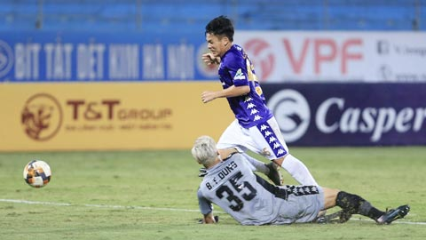Hà Nội FC không ngủ quên sau chiến thắng