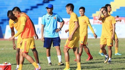 Thanh Hóa FC đá với SLNA trước khi V.League trở lại