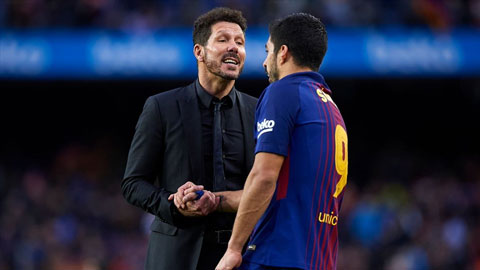 Trực tiếp chuyển nhượng 18/9: Atletico nhắm Suarez