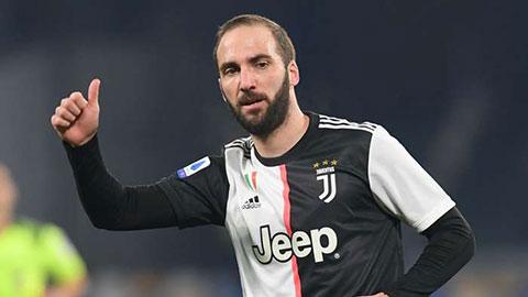 """Juventus lập kỷ lục """"xưa nay hiếm"""" để giải phóng Higuain"""
