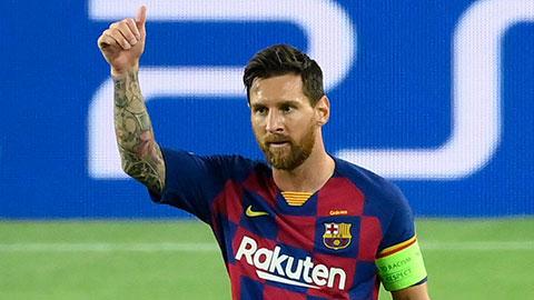 Messi có thể lỡ El Clasico mùa giải mới