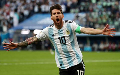 Nếu về phục vụ ĐT Argentina, Messi sẽ bỏ lỡ trận Siêu kinh điển