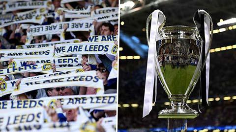 Vì sao fan Leeds luôn tự nhận vô địch cúp C1?