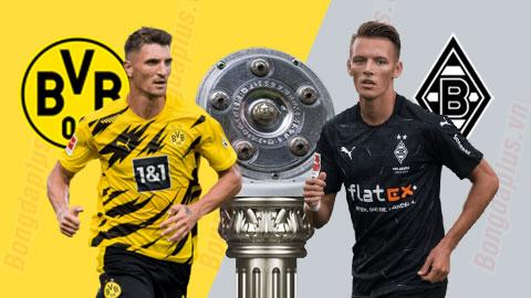 Nhận định bóng đá Dortmund vs M'Gladbach, 23h30 ngày 19/9