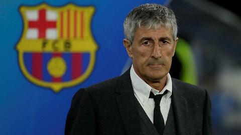 Setien tuyên bố sẽ đưa Barca ra tòa