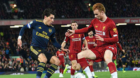 Bốc thăm vòng 4 cúp Liên đoàn Anh 2020/21: M.U dễ thở, chờ cặp Arsenal - Liverpool