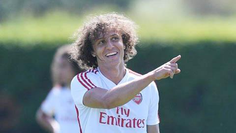 Arsenal đón Luiz trở lại cho màn so tài nảy lửa với West Ham