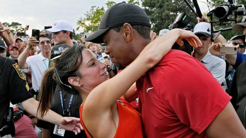 8 bóng hồng 'hot' hơn cả golf thủ ở US Open