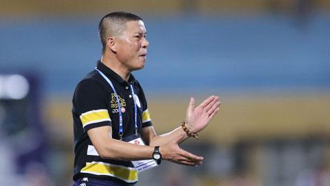 """HLV Chu Đình Nghiêm: """"Đừng nhìn Viettel thông qua 2 trận giao hữu"""""""