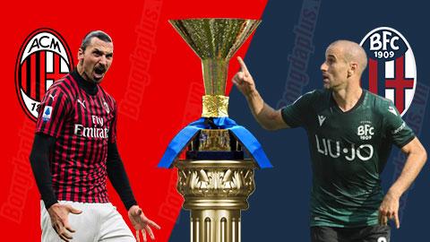 Nhận định bóng đá Milan vs Bologna, 01h25 ngày 22/9