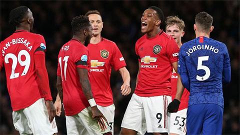 M.U là đội tấn công xuất sắc nhất lịch sử Premier League
