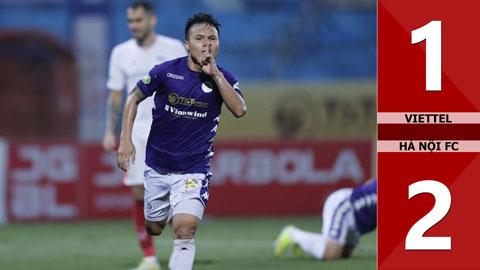 Viettel 1-2 Hà Nội FC (Chung kết cúp QG 2020)