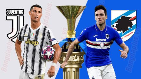 Nhận định bóng đá Juventus vs Sampdoria, 01h45 ngày 21/9: Nhiều câu hỏi cho tân thuyền trưởng - xs thứ ba