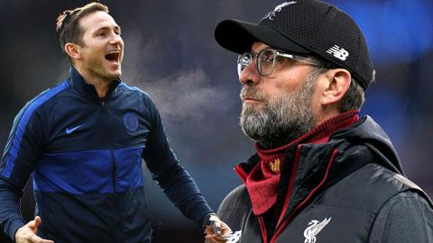 Frank Lampard vs Juergen Klopp: Kỳ phùng địch thủ