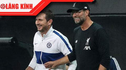 Điểm chung tuyệt vời giữa Klopp và Lampard