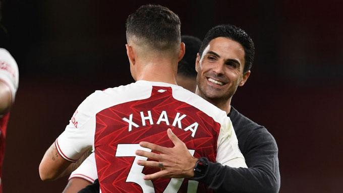 Arsenal: Giành 3 điểm nhưng công trường của Arteta vẫn còn dang dở