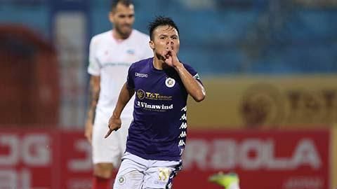 Quang Hải: Sau Cúp quốc gia là V.League
