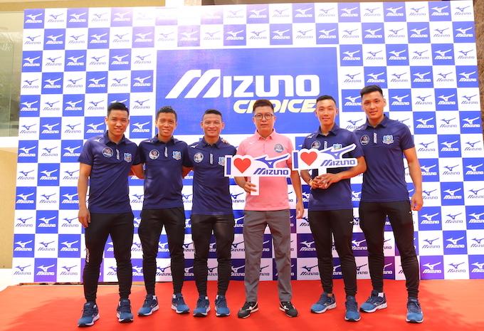 Các ngôi sao của đội futsal Thái Sơn Nam