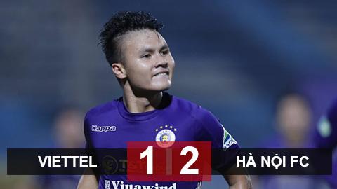 Kết quả Viettel 1-2 Hà Nội FC: Hà Nội FC bảo vệ ngôi vô địch Cúp Quốc gia